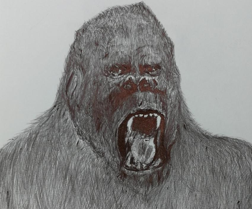 King Kong par vinodnair
